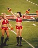 Orlando Rage-Cheerleader Stockbilder