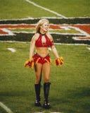 Orlando Rage-Cheerleader Lizenzfreie Stockfotografie