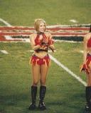 Orlando Rage-Cheerleader Lizenzfreies Stockbild