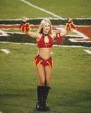Orlando Rage-Cheerleader Lizenzfreie Stockfotos