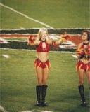 Orlando Rage cheerleader Stock Photo