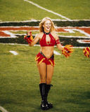 Orlando Rage cheerleader Stock Photos
