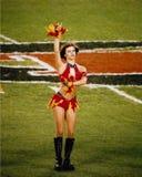 Orlando Rage cheerleader Stock Photography