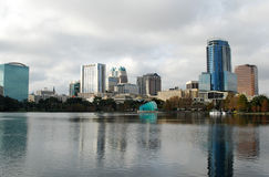 Orlando, Skyline Stock Photo