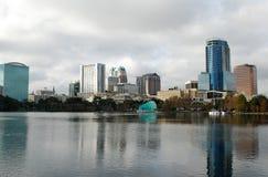 Orlando, skyline Foto de Stock