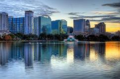 Orlando-Skyline Lizenzfreie Stockbilder