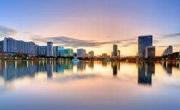 Orlando-Skyline stockbilder