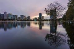 Orlando Skyline Imagens de Stock