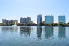 Orlando skyline panorama Stock Image