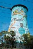 Orlando Towers i Soweto Royaltyfria Foton