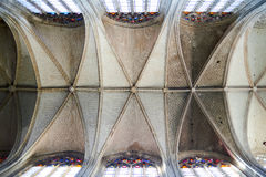 Orleans Cathedral Royalty Free Stock Images