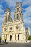 Orleans Cathedral Stock Image