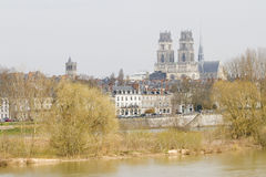 Orleans, France Stock Photography