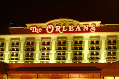 The Orleans Hotel and Casino Royalty Free Stock Photography