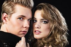 Orli sensuali Fotografie Stock Libere da Diritti