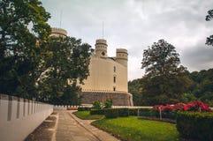 Orlik Castle Stock Images