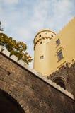 Orlik Castle Royalty Free Stock Photography