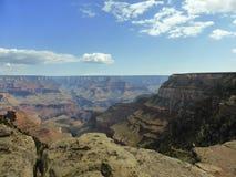 Orlo del sud del grande canyon Fotografia Stock