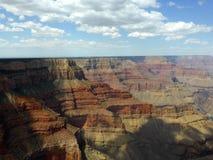Orlo del sud del grande canyon Immagini Stock
