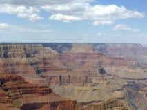 Orlo del sud del grande canyon Fotografie Stock Libere da Diritti