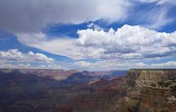 Orlo del sud del grande canyon Fotografie Stock