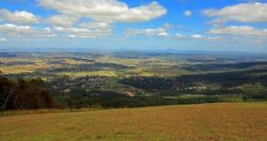 Orlo scenico della retroterra della Gold Coast Fotografie Stock