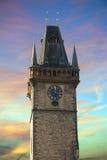 Orloj Lizenzfreies Stockfoto