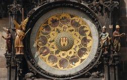 Orloj - calendario astronómico Fotografía de archivo libre de regalías