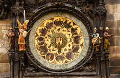 Orloj Clock Prague, Czech Republic Royalty Free Stock Images