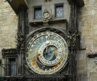 Orloj details Stock Image