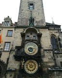 orloj prazsky Fotos de archivo
