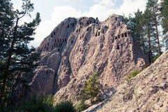 Free Orlovi Skali / Eagle Rock Formation In Rodopi Mountain Royalty Free Stock Photos - 124406458