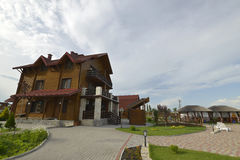 Orlovschina (Novomoskovsk district) Royalty Free Stock Images