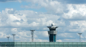 Orly airport Royalty Free Stock Photography