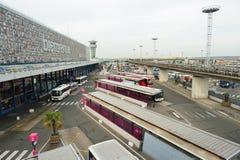 Orly lotnisko Obrazy Royalty Free