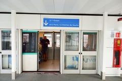 Orly lotnisko Zdjęcia Royalty Free