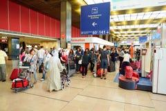 Orly lotnisko Obrazy Stock