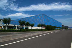 Orly Olympic Water Cube Stockfoto