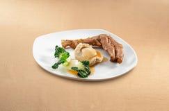 Ormeau asiatique de nourriture photo libre de droits