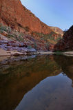 ormiston gorge Австралии Стоковые Фотографии RF