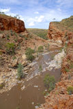 Ormiston Gorge Royalty Free Stock Photography