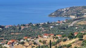 Ormos Lemonia, Greece Stock Image