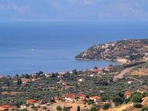 Ormos Lemonia, Greece Royalty Free Stock Photos