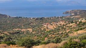 Ormos Lemonia, Greece Royalty Free Stock Image