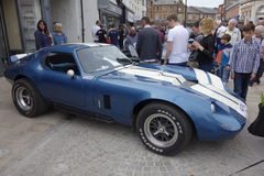Ormskirk MotorFest 2015. The North's Biggest Free Motor Event! Sunday August 30th - 2015 Stock Photo