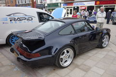 Ormskirk MotorFest 2015. The North's Biggest Free Motor Event! Sunday August 30th - 2015 Stock Image