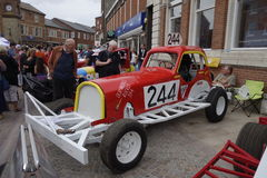 Ormskirk MotorFest 2015. The North's Biggest Free Motor Event! Sunday August 30th - 2015 Royalty Free Stock Photos