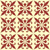Ornament 001-pattern Royalty Free Stock Photo