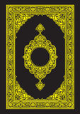 Ornament #004 - Book Cover. An isolated set of exotic ornament vector, consist of 3 main ornament that could be separated for further editing & uses. Carefully royalty free illustration