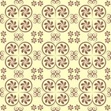 Ornament 012 -B -pattern Royalty Free Stock Photos